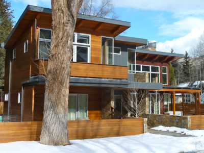 One of the Aspen homes that sold in 2011 for over $10 million.