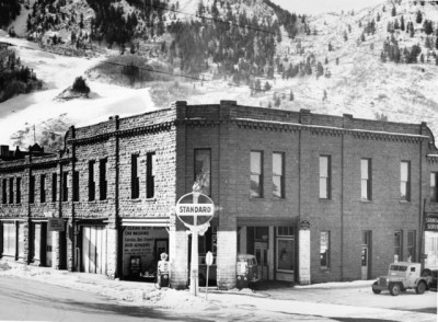 The Brand Building in Aspen, before Gucci.