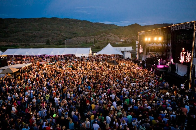 The Jazz Aspen Snowmass Labor Day weekend concerts are among the most visible of all nonprofit events in the upper valley.