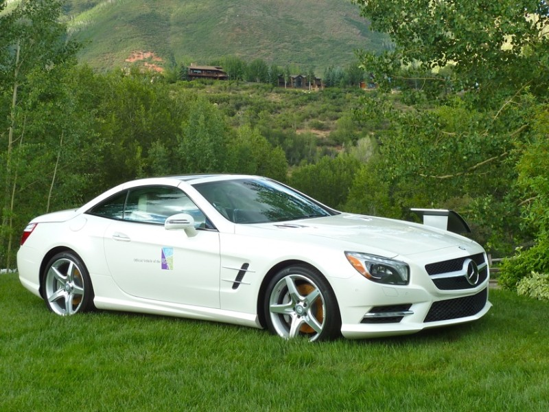 An Aspen investment vehicle, at a recent Aspen Ideas Festival at the Aspen Institute, where a number of Aspen's billionaires are on the board of trustees.