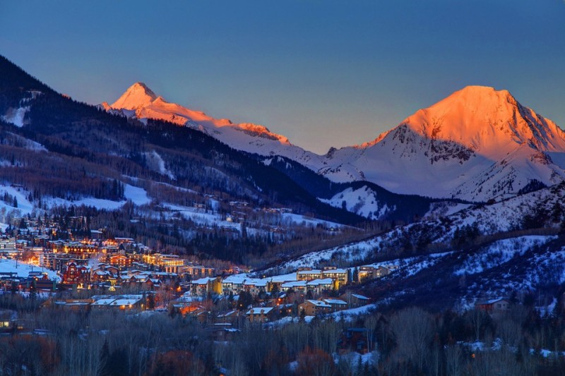 Snowmass Village, Colorado.