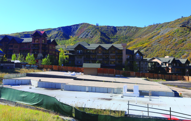 Related Colorado received its long-sought vesting rights extension for Snowmass Base Village at a Snowmass Village Town Council meeting on Monday, Oct. 6, 2014, but the legality of the process has been called into question.