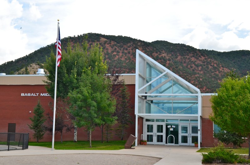 Basalt Middle School is scheduled for a major renovation under the Roaring Fork School District bond proposal on the Nov. 3 ballot. First opened in 1975, the building served as Basalt's high school till 1996.