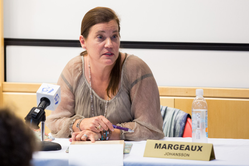 Candidate Margeaux Johansson