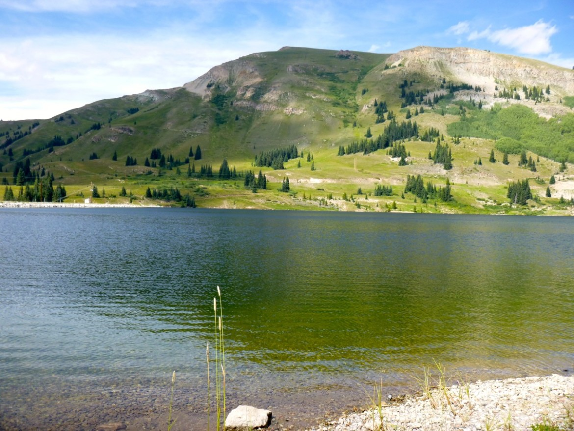 Eagle Park Reservoir, in the upper Eagle River watershed, is on the list of potential projects in the Colorado River basin implementation plan.