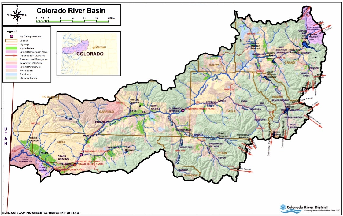Colorado River information resources | Aspen Journalism