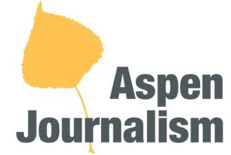 Aspen Journalism logo