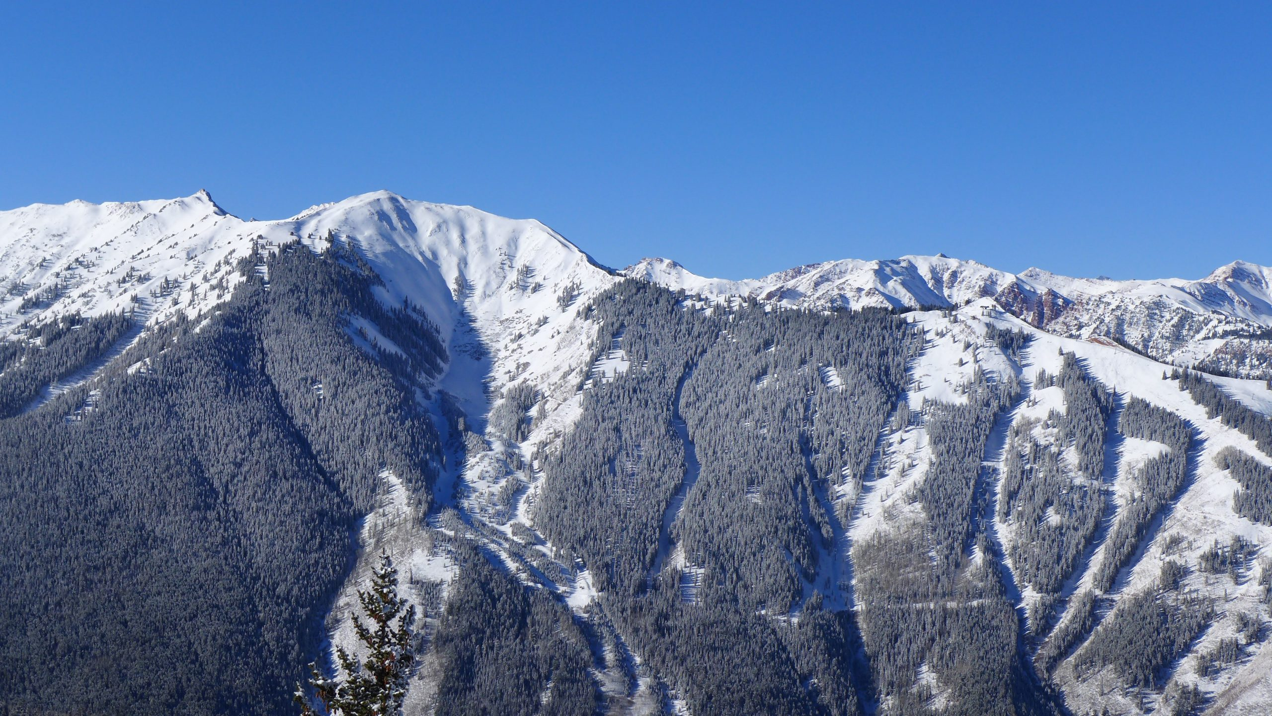 View of Highlands Bowl